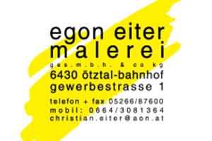 Malerei Egon Eiter